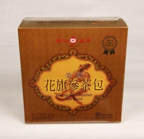 Ginseng Teas